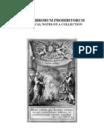 Index Librorum Prohibitorum Bento Xiv