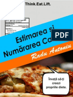 Estimarea Și Numărarea Caloriilor PDF Version 2