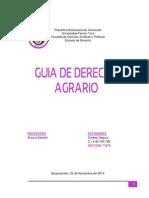 Guia de Derecho Agrario