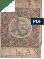 Chefs-d'Oeuvres de Titian