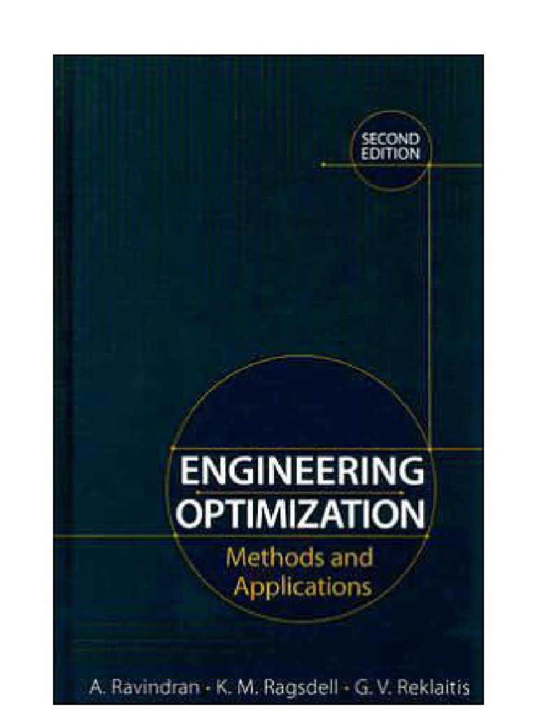Engineering optimization 2nd ed wiley 2006 mathematical engineering optimization 2nd ed wiley 2006 mathematical optimization linear programming fandeluxe Choice Image