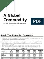 Coal Primer