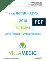 Pre Internado 2016