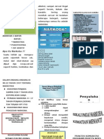 Leaflet Narkoba