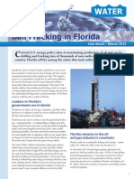 Ban Fracking in Florida