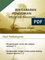 K1 Integrasi Nasional