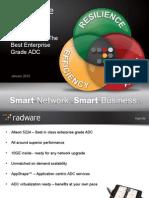 Radware LP_Alteon5224 ProductPresentation