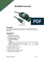 13 Rbh h485 Usb Manual