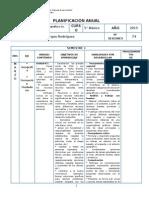 Historia Planificacion - 5 Basico 2015