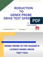 Genex Probe tutorial