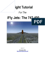 IFly 744 Tutorial