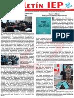 Boletín IEp 8 Año 5