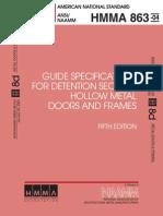 Puertas Hmma 863-04