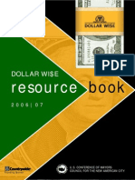 DollarWise Resource Book, 2006–07