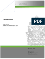 The Finley Report