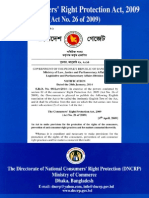 Consumer Protection Act 2009