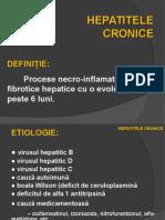 Hepatite Cronice Curs Cazuri