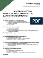 Guía Rápida Auditoría
