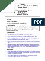 MPRWA Agenda Packet 03-12-15