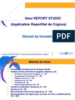 Formation Report Studio.ppt