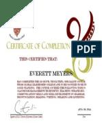 TESOL/TEFT Certificaiton