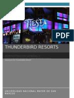 PIF - Administración General II - Thunderbird
