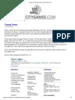 Tuning Temur, By Brian Kibler at StarCityGames