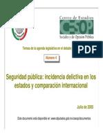 Seguridad Publica- Incidencia Delictiva en Los Est (1)