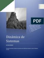 Ecuaciones Dinámica de Sistemas