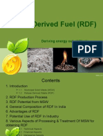 Refuse Derived Fuel
