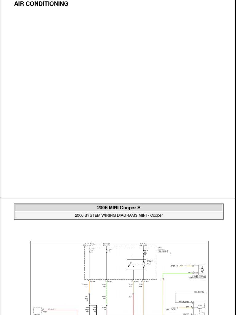 Mini Cooper A C Wiring Diagram - Wiring Diagram on mini speaker wiring diagram, 2010 mini cooper stereo diagram, 2010 mini cooper s wiring diagram, mini cooper fuel pump wiring diagram,