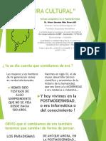 APERTURA CULTURAL Ventaja Competitiva en La Postmodernidad.