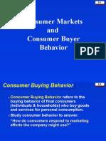 Factors Affecting Consumer Behaviour