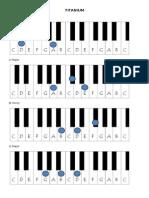 Titanium Piano Chords