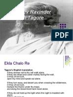 GuruDev Ravinder Nath Tagore
