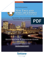 2015 NEHCC Full Registration & Program