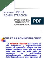 Teoria de La Administracion Presentacion 2015