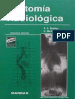 Anatomia Radiologica libro completo