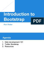 bootstrap-php applications
