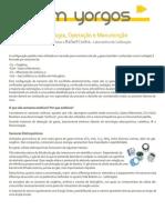 DETECAO GAS - Boletim 04 Sensores