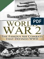 World War 2 Air Battles_ the Fa - Ryan Jenkins