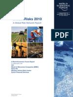 Global Risks 2010