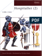 Osprey - Warrior 041 - Knight Hospitaller 2 . 1306-1565[1]