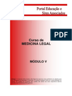 Medicina Legal - Introdução ao estudo