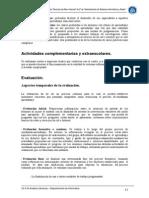 Criterios de Calificación - Servicios de Red e Internet
