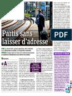 Partis Sans Laisser d Adresse (Article B1)