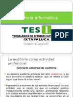 Unidad i Auditoria Informatica 2014