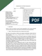 Comentario de Texto Resuelto. Antonio Machado