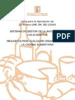 Guia para la Aplicacion de la Norma UNE en ISO 22000.pdf