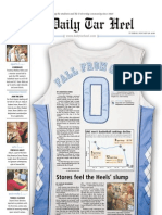 The Daily Tar Heel for Jan. 26, 2010